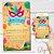 Convite Aniversário Carnaval - Arte Digital - Imagem 1