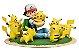 G.E.M. Series: Ash Ketchum & Pikachu (Many Pikachu Ver.) Original - Imagem 1