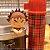 Pelúcia Pokemon Brock Chokkori-san Original Takara tomy - Imagem 2