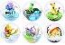 Pokemon Terrarium - Coleção Nº 5 - Original - Imagem 1