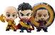 CosBaby Dr. Strange & Ancient One & Wong - Vingadores: Ultimato [Original Hot Toys] - Imagem 1