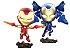 *Pré-venda* (10% de Entrada) CosBaby Avengers: Endgame - Iron Man Mark 85 & Rescue [Contém os 2] -Original- - Imagem 2