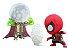 CosBaby [Spider-Man: Far From Home] Spider-Man (Web Shooting) & Mysterio -Original- - Imagem 1