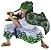 Figuarts ZERO One Piece: Roronoa Zoro [Zorojurou] - Imagem 1