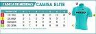 Camisa Elite Unissex Vezzo / Roberta Stopa No Limits Branca - Imagem 3