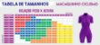 Macaquinho Ciclismo Classic Vezzo Andromeda - Imagem 4