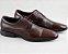 Sapato Smart Comfort Democrata Casual Vince Light Café - 224101-002 - Imagem 1