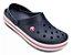 Crocs Crocband - Marinho e Branco/11016-410 - Imagem 1