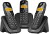 Telefone Intelbras TS3113 s/ Fio Preto - Imagem 2