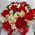 Rosas Vermelhas e Galhos de Alstroemeria - Imagem 1