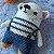 Amigurumi - Noah o Urso Polar - Imagem 1