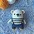 Amigurumi - Noah o Urso Polar - Imagem 2