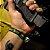 Pulseira de Silicone com Fecho em Latão Join Or Die Team Six - Imagem 4