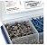 Kit de Parafusos Pocket-Hole Mais Usados com 675 Unidades e Estojo Plástico - KREG TOOL-SK03 - Imagem 3