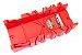 Caixa Esquadria Meia Para Serra 300x90mm Plástica Mtx REF.225479 - Imagem 3