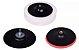 Discos para Lixar e Polir + Suporte Com Pluma Fixa Fácil 7 Pol. (Politriz)- VONDER - Imagem 4