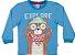 Camiseta Manga Longa Ursinho Explore Kiko e Kika - Imagem 1