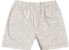 Kit Shorts Cobre Fraldas Liso Menino Marinho Mescla Kiko Baby - Imagem 3