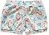 Kit Cobre Fralda Shorts Bebê Menina Tigrinha Family Kiko Baby - Imagem 2