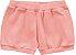 Kit Cobre Fralda Shorts Bebê Menina Tigrinha Family Kiko Baby - Imagem 3