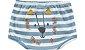 Kit Cobre Fralda Shorts Bebê Leãozinho Listras Kiko Baby - Imagem 4