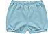 Kit Cobre Fralda Shorts Bebê Unissex Dino Listras Verde Kiko Baby - Imagem 4