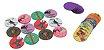 Brinquedo Educativo Fadas da Mata Atlântica Jogo da Memória 30 peças - Imagem 2