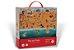 Brinquedo Educativo Quebra-cabeça Dia de Praia - Imagem 1