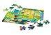 Brinquedo Educativo Quebra Cabeça Floresta Amazônica 48 peças - Imagem 2