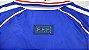 Camisa Adidas retro Seleção da França Copa do mundo 1998 - Imagem 5
