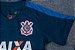 Kit pre jogo oficial Nike Corinthians 2017 Azul - Imagem 2