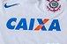 Kit pre jogo oficial Nike Corinthians 2017 branco - Imagem 2