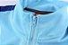 Kit treinamento oficial Nike Barcelona 2017 2018 Azul e preto - Imagem 2