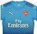 Kit infantil oficial Puma Arsenal 2017 2018 II jogador - Imagem 9