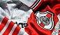 Camisa retro Adidas River Plate 1996 I jogador - Imagem 2