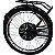 Bike Bicicleta Elétrica Duos Confort 800W 48V - Imagem 5