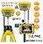 GeoMax Zenith35 Pro GNSS RTK Base e Rover TAG com Tablet e Rádio Externo 35W - Imagem 3