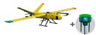 XMobots Nauru 500C VTOL VANT Asa Fixa RTK - Imagem 6