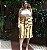 Shanes Saia Plus Size Amarelo - Imagem 3