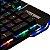 Teclado Mecânico Gamer RGB Com Fio e Anti-Ghosting USB Preto - Sovereign KE-KG200 - Kross Elegance - Imagem 4