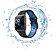 Relógio a Prova D'agua Xwatch - Android, Bluetooth e IOS - Pulseira Azul - Tec Toy - Imagem 4