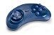 Master System Evolution Tec Toy com 132 Jogos na Memória - Azul - Imagem 3