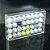 Caixa suporte para bolas de golfe |Transparente | Modelo Eagle - Imagem 1