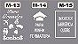Adesivo Decorativo de Cofre 18x28 - Imagem 6