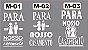 Adesivo Decorativo de Cofre 18x28 - Imagem 2