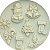 Molde Miniaturas de Natal Imp 423 - Imagem 2