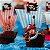 Molde de Silicone Piratas - Imagem 3