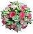 Buquê de Noiva com Rosas e Astromélias - Imagem 1
