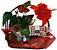 Cesta Natal com Plantinhas - Imagem 1