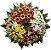 Guirlanda de flores nobres - Imagem 1